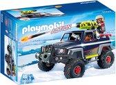 PLAYMOBIL Sneeuwterreinwagen met ijspiraten  - 9059