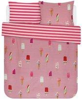 Covers & Co - Copa Dekbedovertrek 240x220+2/60x70 Pink