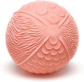 Lanco - Sensory Rubberen bijtspeeltje bal roze