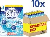 Kracht Actief Boost Oceaan - 10 stuks -Toiletblok - Voordeelverpakking