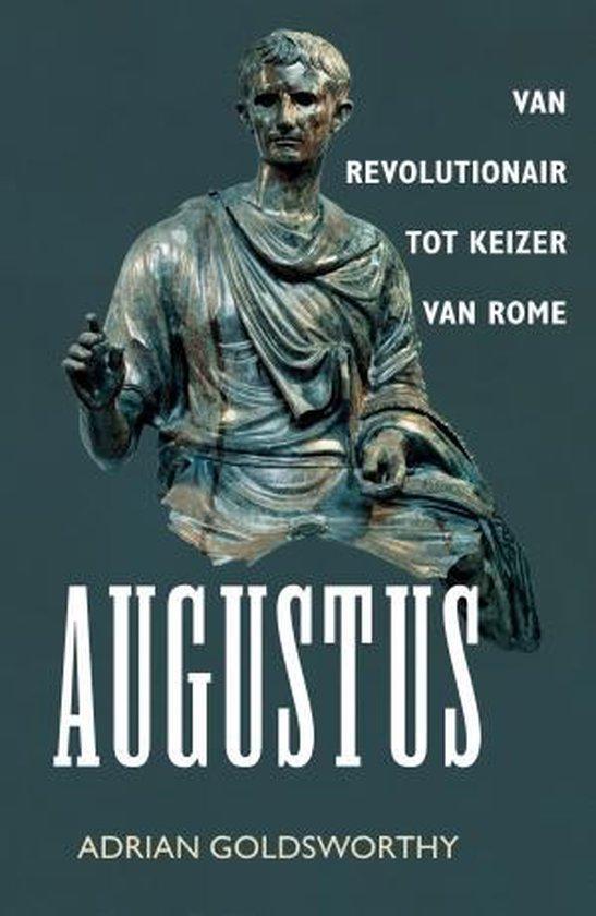 Augustus - Adrian Goldsworthy |