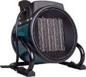 VONROC Ventilator en Straalkachel – 2000W – 3 stan
