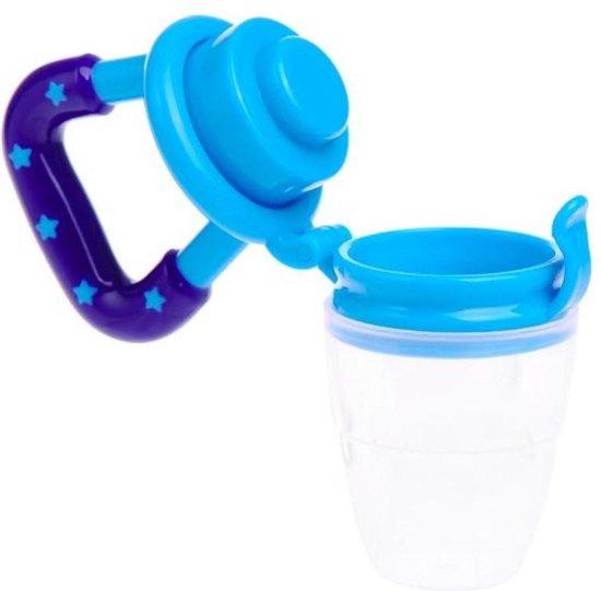 Baby fruit speen - Fruitspeen - De Gezondste Speen - blauw