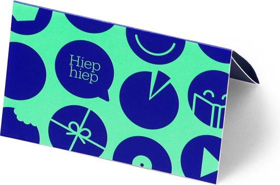 bol.com cadeaukaart - 75 euro - HiepHiep