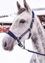 Mountain Horse Fancy nylon halster met touw