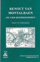 Vertaalde tekstuitgaven  -   Renout van Montalbaen - de vier heemskinderen