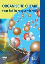 Boek cover Heron-reeks  -   Organische chemie voor het beroepsonderwijs van A.G.A. van der Meer (Paperback)