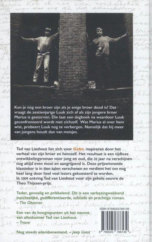 Gebr. - Ted van Lieshout