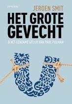Boek cover Het grote gevecht van Jeroen Smit (Onbekend)
