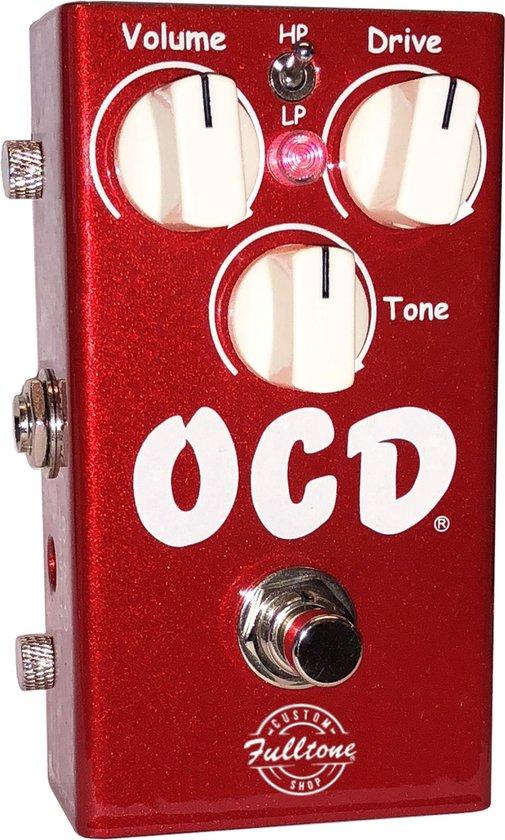 OCD Custom Shop (Candy Apple Red)