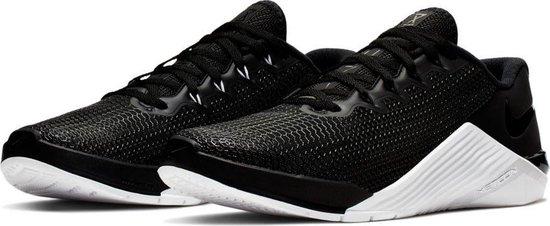 bol.com   Nike metcon 5 zwart/wit maat