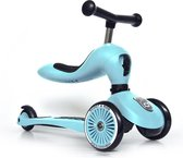 Scoot and Ride Highwaykick 1 Loopfiets - Blueberry