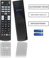 Universele afstandsbediening voor alle LG TV`s | LED | OLED | LCD | SMART ( Remote control )