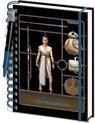Star Wars The Rise Of Skywalker Airfix Rey A5 Notitieboek
