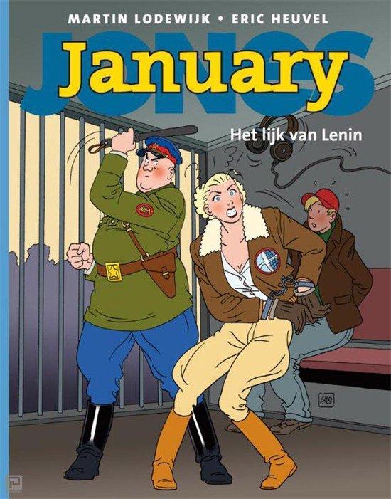 January jones 07. het lijk van lenin - Martin Lodewijk |