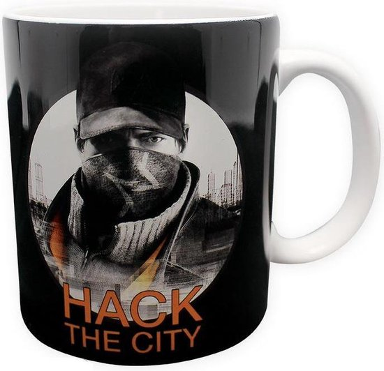 Watch Dogs Mok Hack The City