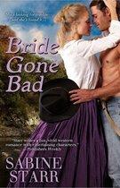 Omslag Bride Gone Bad