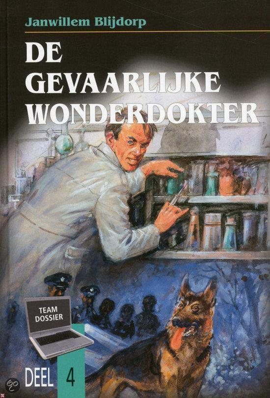 De Gevaarlijke Wonderdokter - Blijdorp, J.W. pdf epub