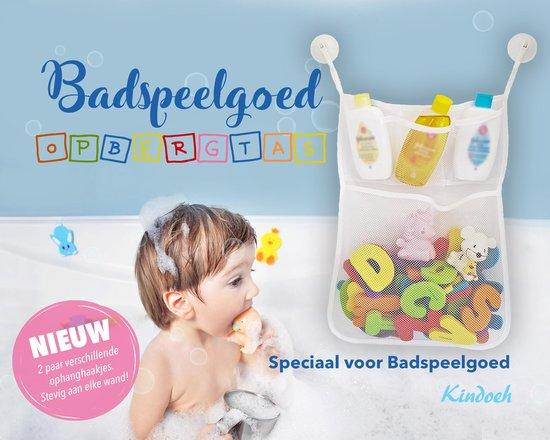 Afbeelding van Kindoeh - Badspeelgoed opberg tas / netje / zak | Bath Toy Organizer speelgoed