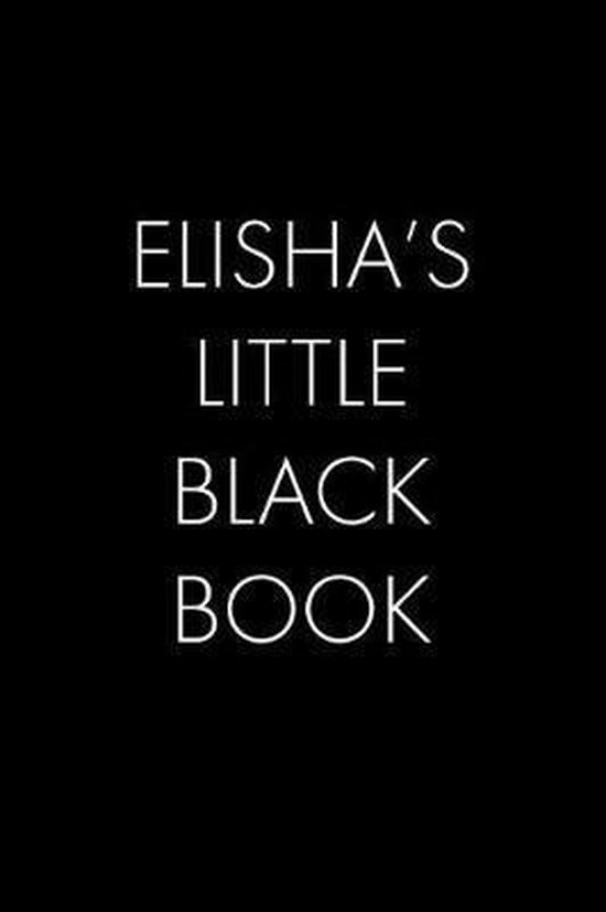 Elisha's Little Black Book
