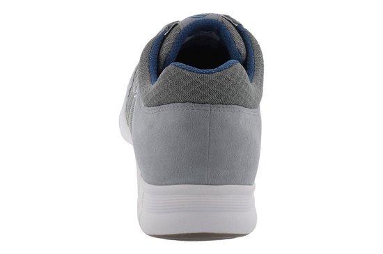 Gabor Dames Lage Sneakers - Grijs Maat 38 VSeuZ9