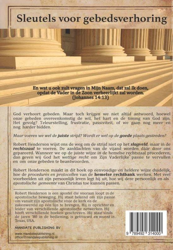 Procederen in de hemelse rechtbanken