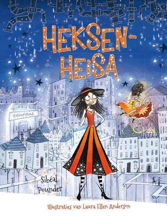 Heksenheisa - Sibéal Pounder | Readingchampions.org.uk