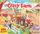 Create your Crazy Farm Stickerboek
