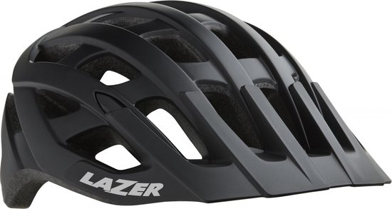 Lazer Roller Fietshelm, mat black