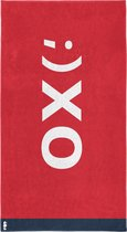 Seahorse XO - Strandlaken - 100 x 180 cm - Red