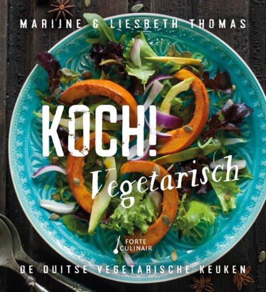 Koch! vegetarisch - Marijne Thomas  