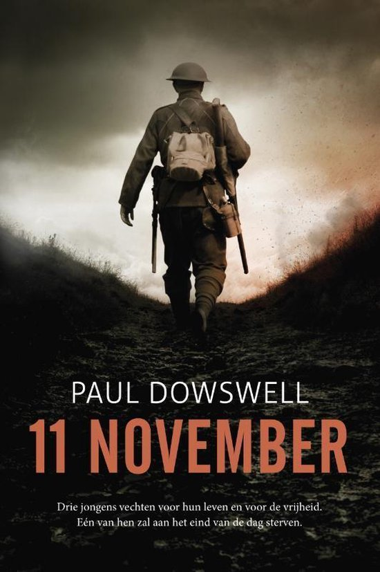 11 november - Paul Dowswell   Readingchampions.org.uk