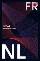 Boek cover Van Dale Pocketwoordenboek Nederlands-Frans van Van Dale