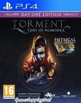 Torment Tides of Numenera - Day One Edition -PS4