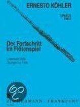 Der Fortschritt im Flötenspiel op. 33 Bd. 1