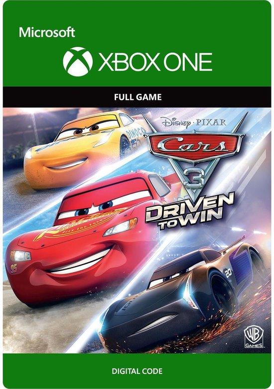 Cars 3: Vol gas voor de winst! – Xbox One Download