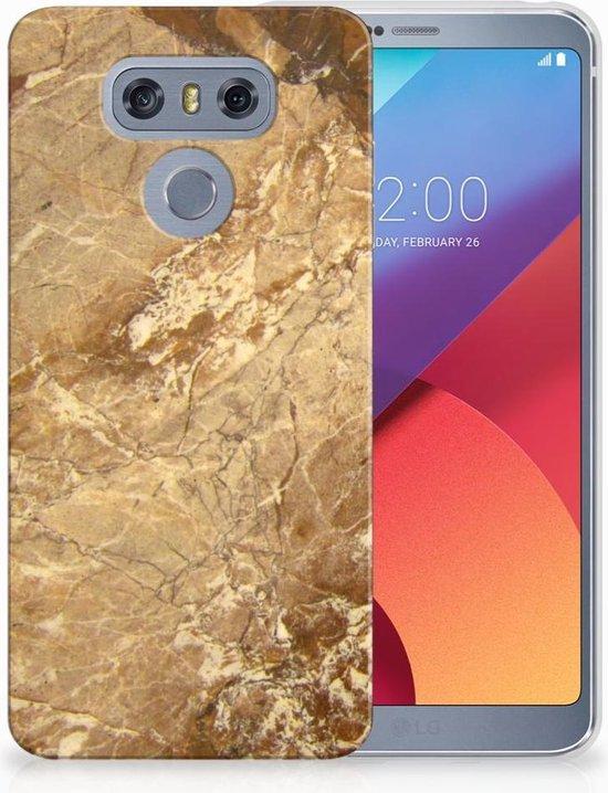 LG G6 TPU Hoesje Design Marmer