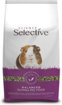 Supreme Science Selective Guinea Pig - Caviavoer - 3 kg