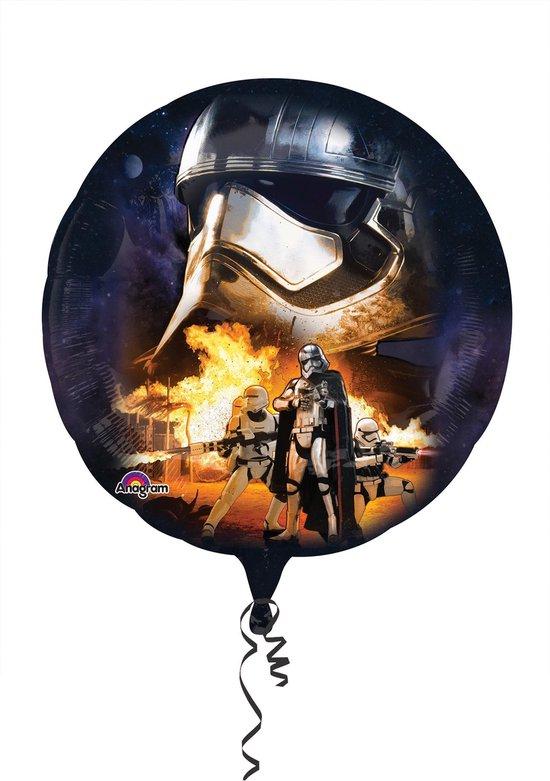 AMSCAN - Aluminium ballon Star Wars VII - Decoratie > Luftballons