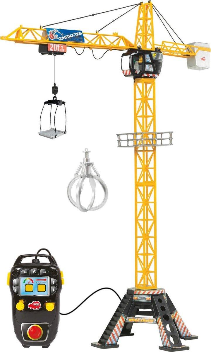 Giant Constructie Kraan 120 cm - Speelgoedvoertuig
