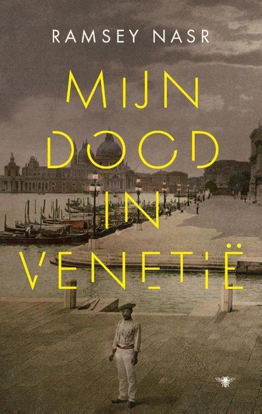 Boek cover Mijn dood in Venetië van Ramsey Nasr (Paperback)