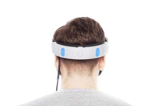 Sony PlayStation VR + PlayStation Camera + PlayStation VR Worlds - PS4