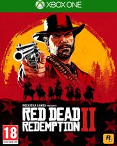 Afbeelding van Red Dead Redemption 2 - Xbox One
