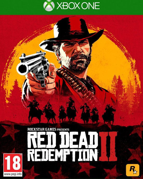 Red Dead Redemption 2 - Xbox One - Rockstar