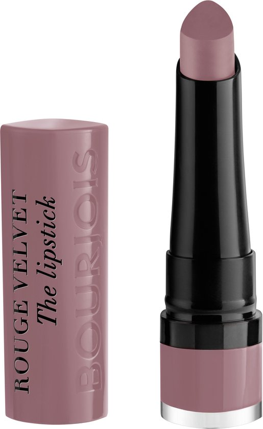 Bourjois Rouge Velvet The Lipstick Fall Shades - 18 Mauve-Martre