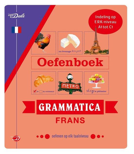 Van Dale Oefenboek Grammatica Frans - none  