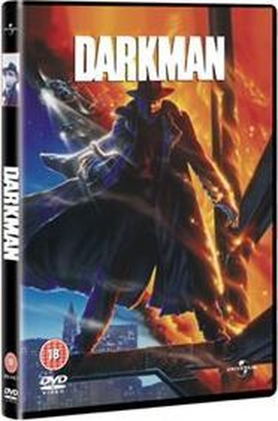 Cover van de film 'Darkman'