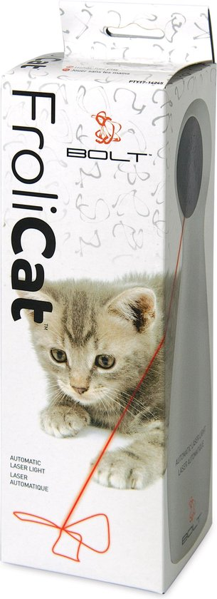 FroliCat Bolt - Laserspeelgoed - Kattenspeelgoed