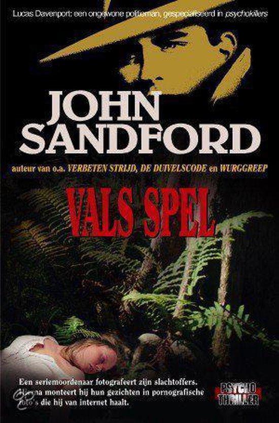 Vals Spel - John Sandford |