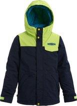 Burton Dugout Jongens Ski jas - Blue - Maat 164/170